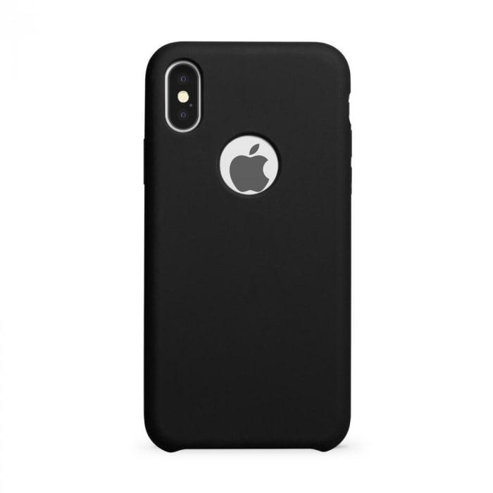 Soft Black com furo iPhone 8 Plus (0)