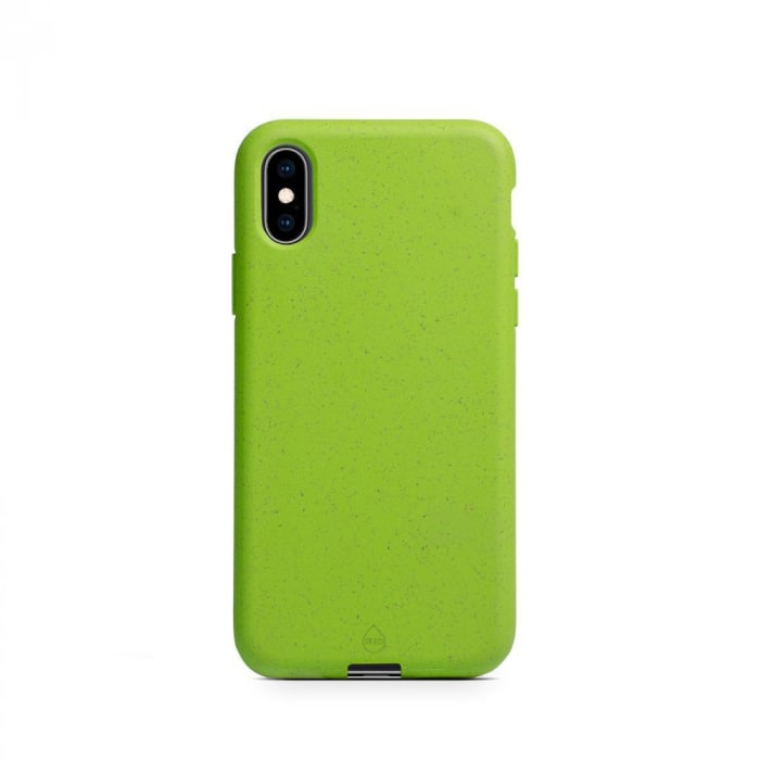 Seed Eco Case iPhone X/XS Green (0)