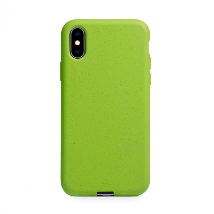 Seed Eco Case iPhone XS Max Green (0)