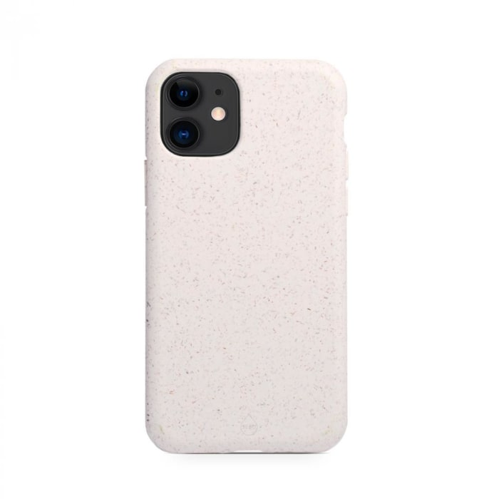 Seed Eco Case iPhone 11 White (0)
