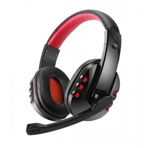 Fone De Ouvido Headfone Gamer P2 Com Microfone Exbom (0)