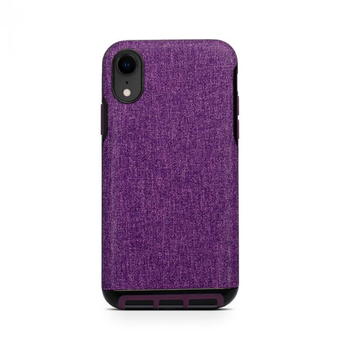 Impactor Ultra Fabric Purple iPhone XR (0)