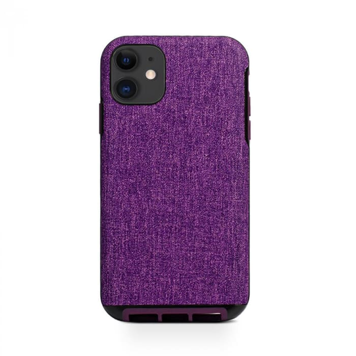Impactor Ultra Fabric Purple iPhone 11 (0)