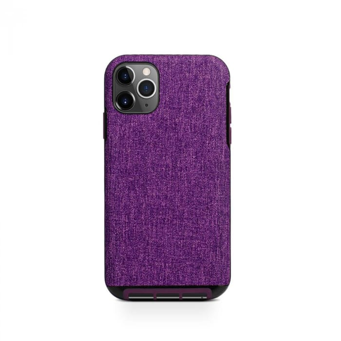 Impactor Ultra Fabric Purple iPhone 11 Pro (0)