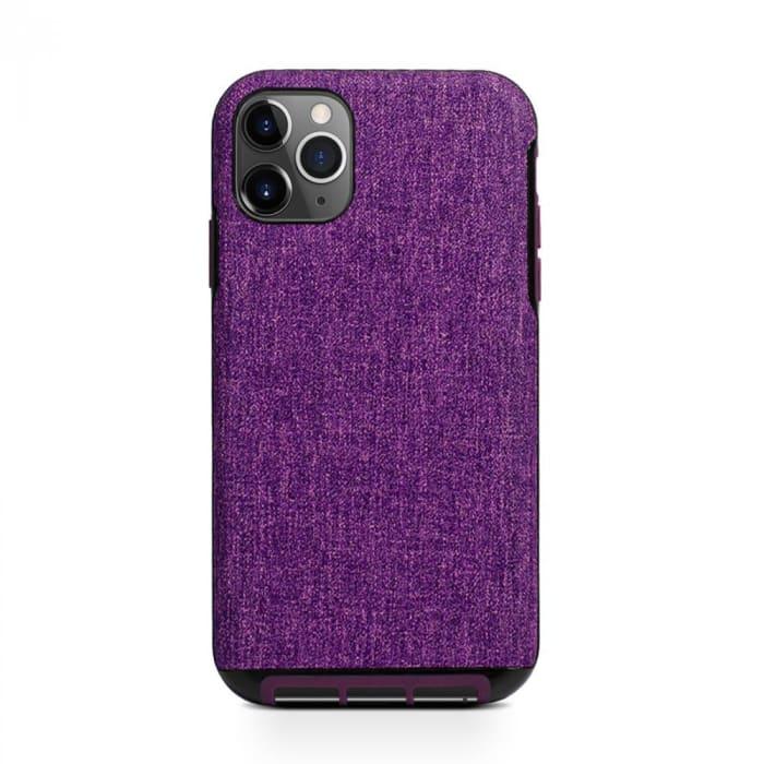 Impactor Ultra Fabric Purple iPhone 11 Pro Max (0)